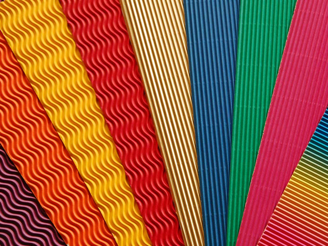 Fast Flute Barcelona materials colors
